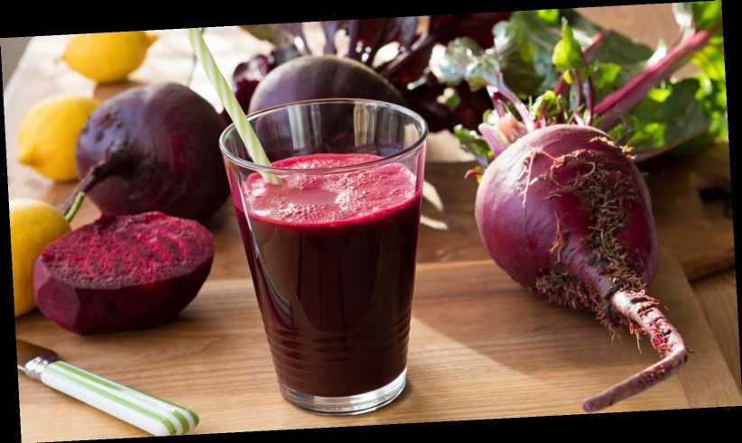 This is how beets can help with muscle recovery
