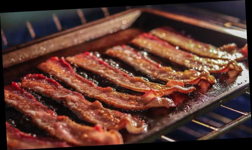 What you need to know before putting bacon in the oven