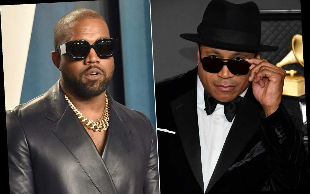 LL Cool J slams Kanye West for peeing on Grammy: 'Piss in a Yeezy'