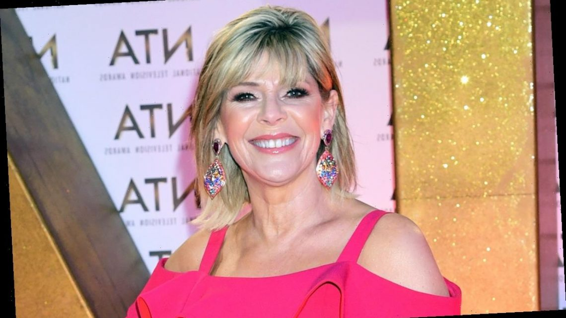 Loose Women's Ruth Langsford debuts long blonde hair in Strictly Come Dancing throwback