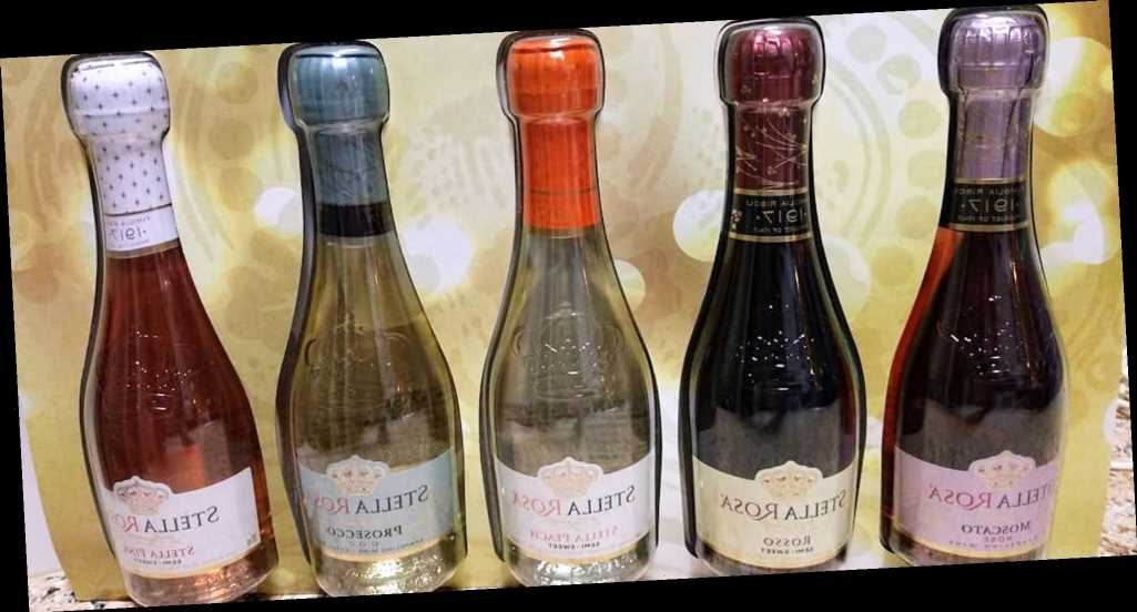 Sam's Club Is Selling a Stella Rosa Gift Pack With 5 Different Sparkling Wines
