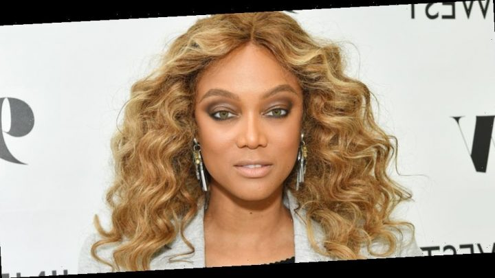 Tyra Banks Reacts to Being Accused of Banning 'Real Housewives' Stars From 'Dancing With the Stars'