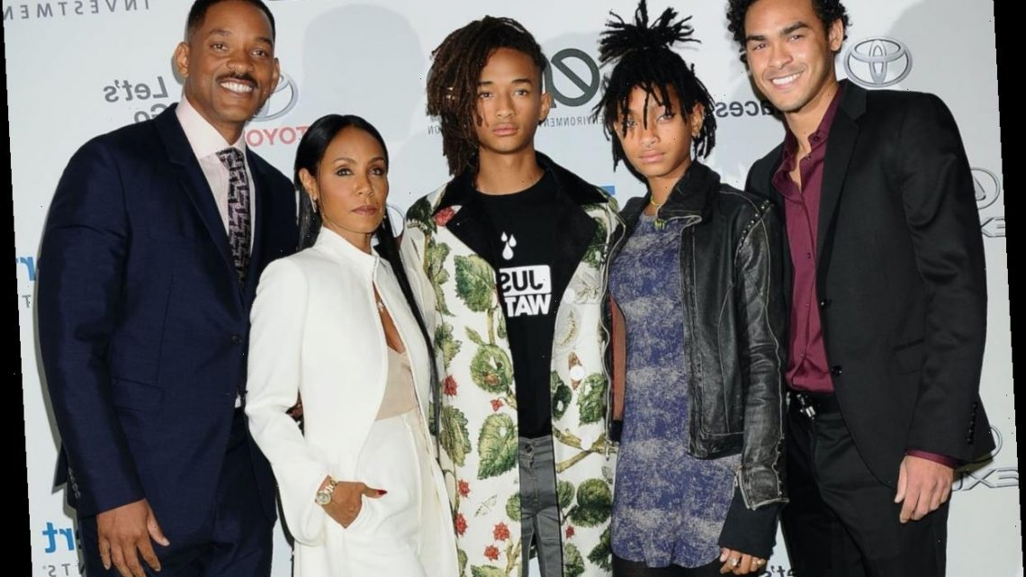 Will Smith Admitted He Made His Family 'Miserable' With His Energy