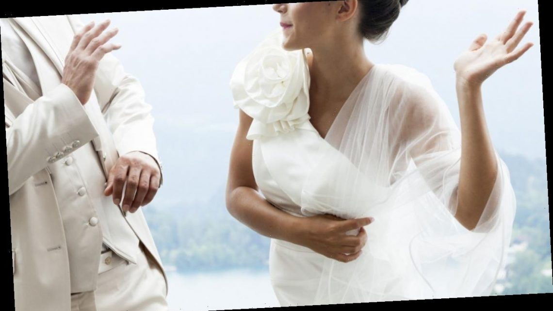 Father-in-law insults bride's appearance at 'surprise' wedding, gets slammed online
