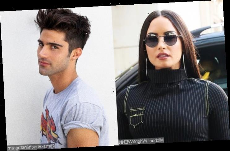 Demi Lovato May Take Legal Action Against Ex Max Ehrich Following Emotional Beach Outing