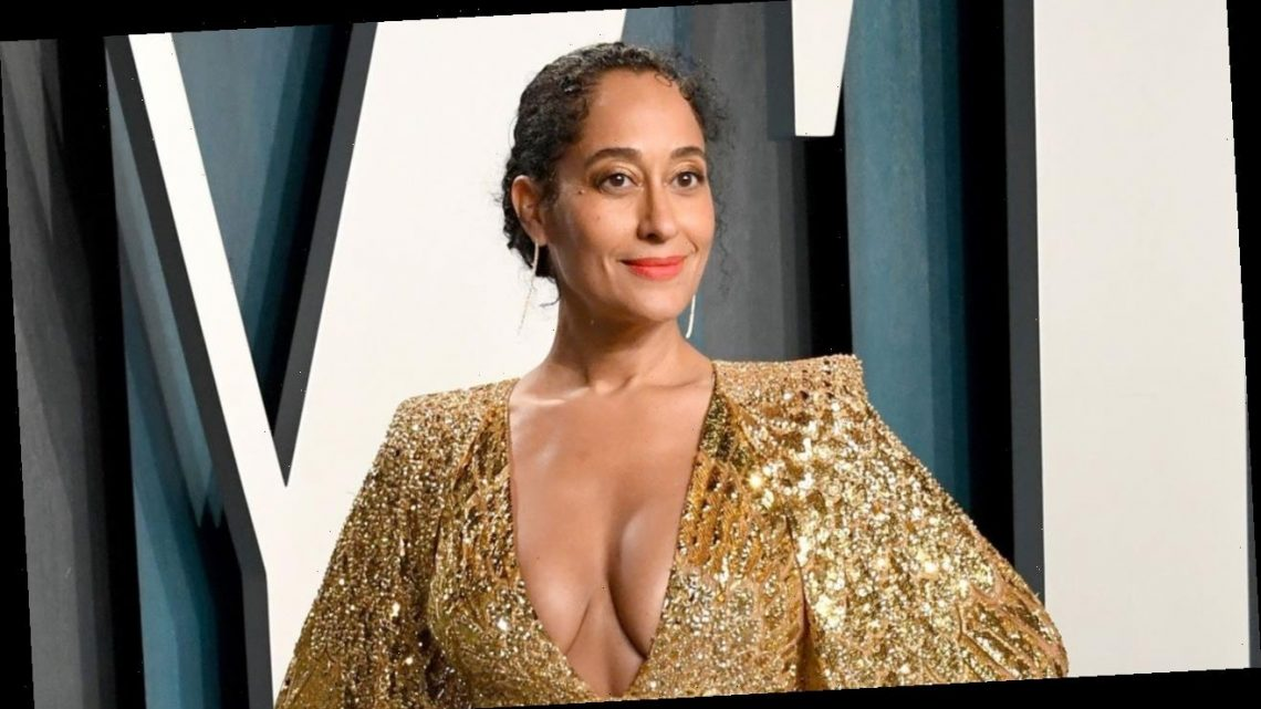 Tracee Ellis Ross Says She's 'Happily Single' But Open to Romance