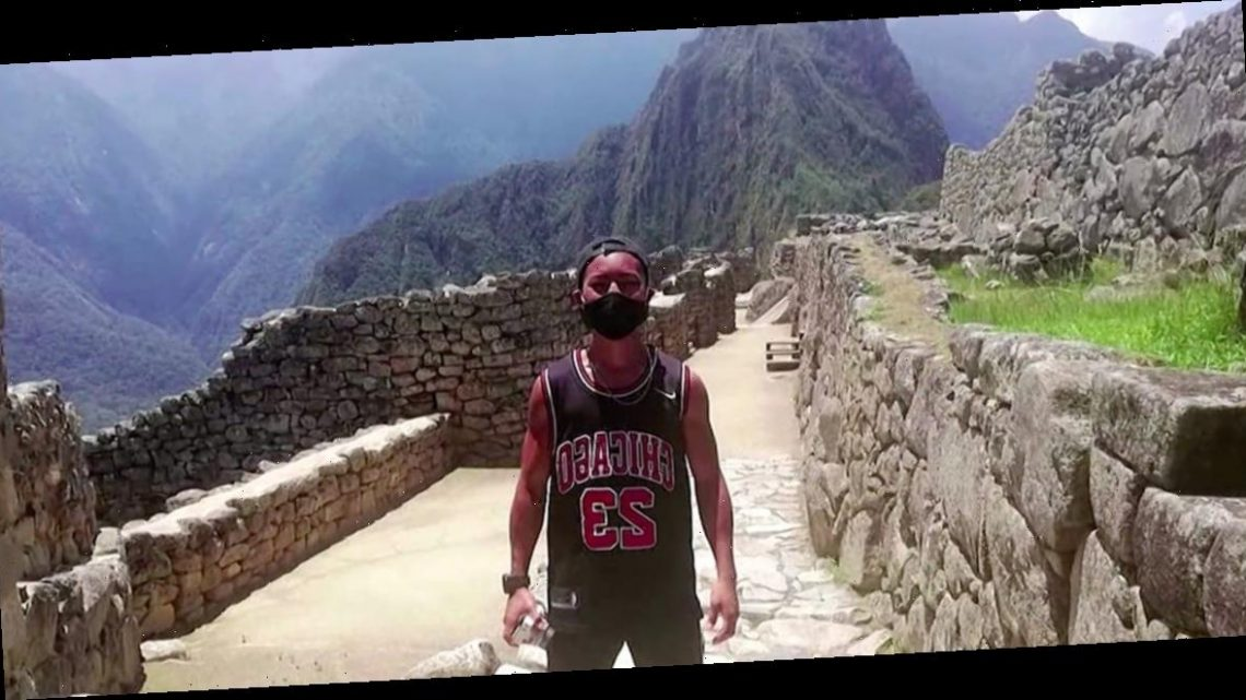 Peru opened Machu Picchu for a single tourist who been stuck in virus lockdown for 7 months waiting to see it