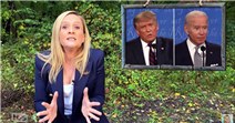 Samantha Bee Decries Trump's 'Stand Back and Stand By'