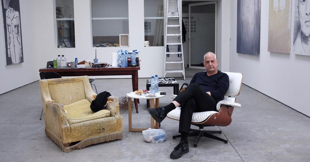 As Far as Luc Tuymans Is Concerned, Nothing Is Original