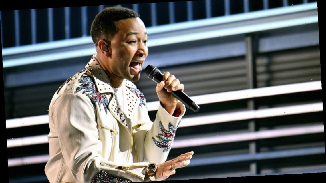 BBMA: John Legend Gives Emotional Performance After Loss of Child