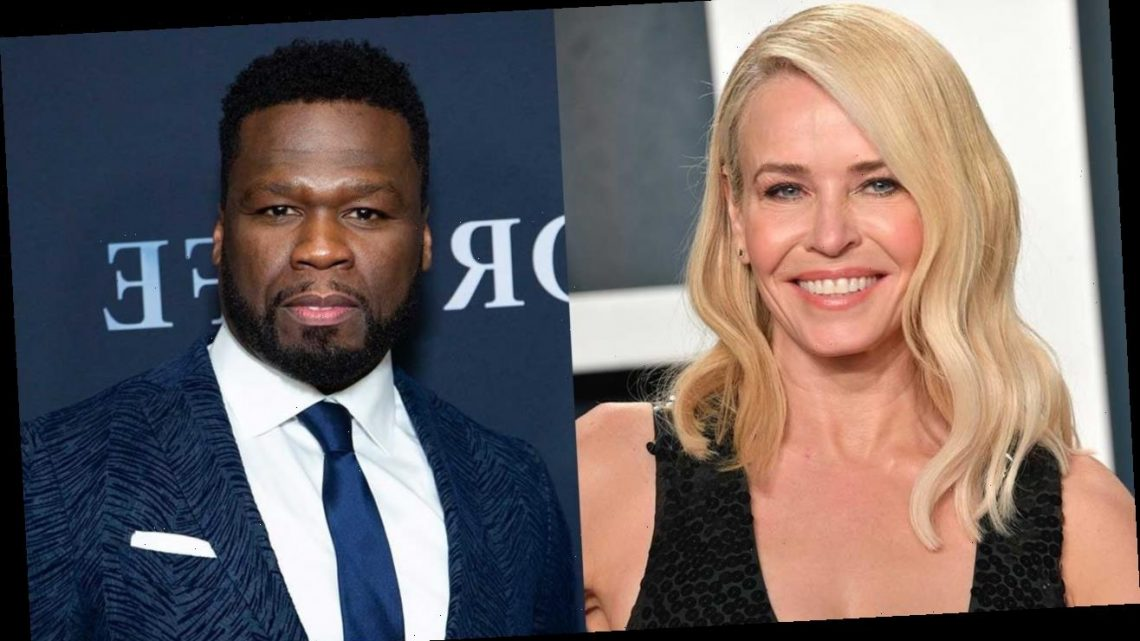 How Chelsea Handler Got 50 Cent to Say 'F**k Donald Trump'