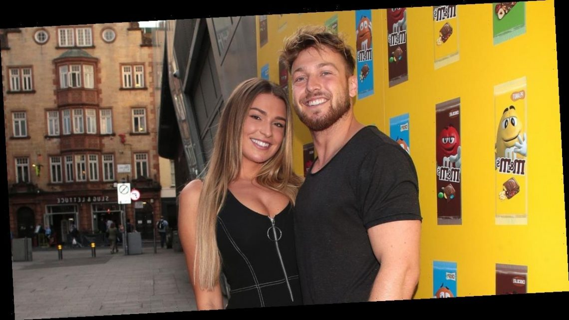 Sam Thompson and Zara McDermott accused of breaking lockdown by fans after she 'spends the night' at his house
