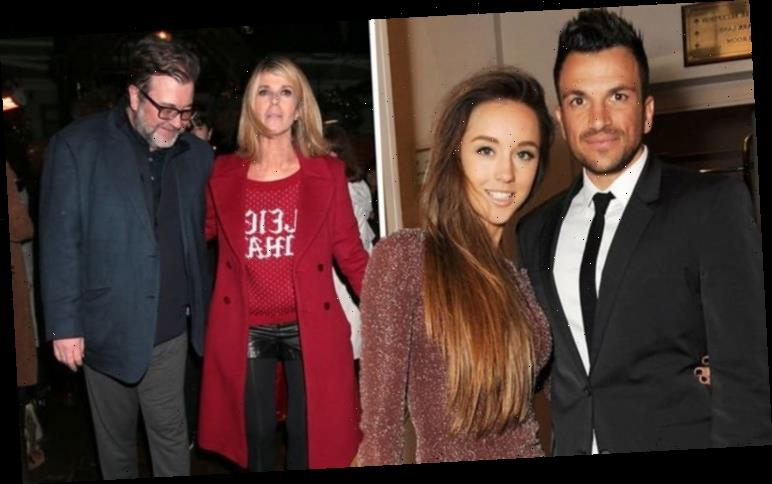 Peter Andre's wife addresses 'massive' news about Kate Garraway's husband 'Some way to go'