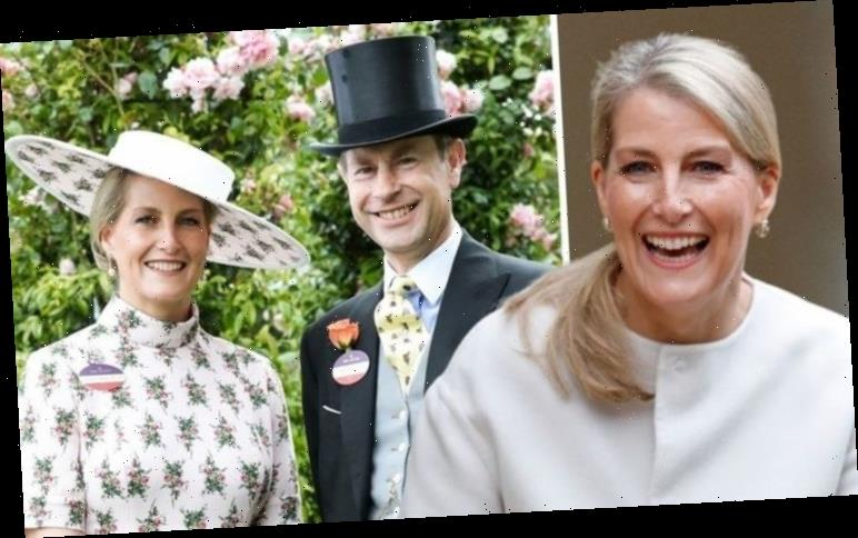 Sophie, Countess of Wessex has 'loving' and 'comfortable' marriage with Edward