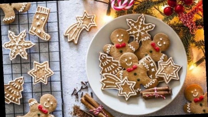 Gingerbread recipe: How to make the best gingerbread men