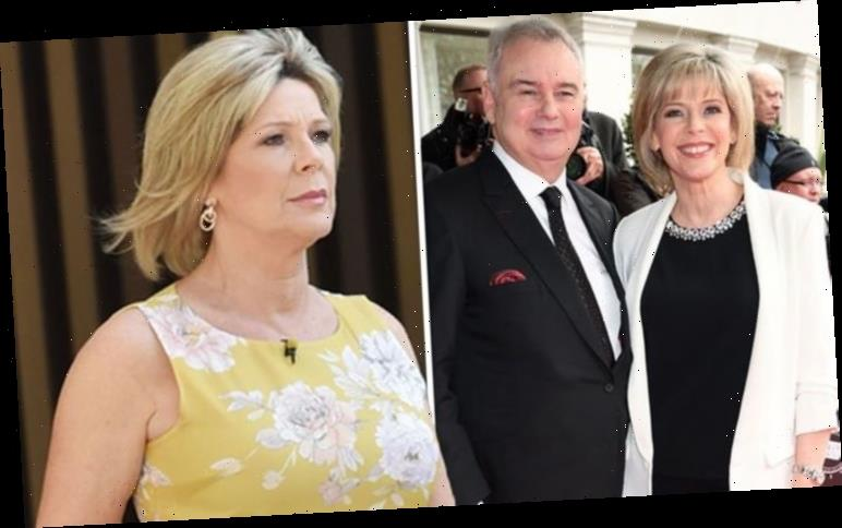 Ruth Langsford: This Morning host endured 'really awful' birthday with Eamonn 'Fell flat'