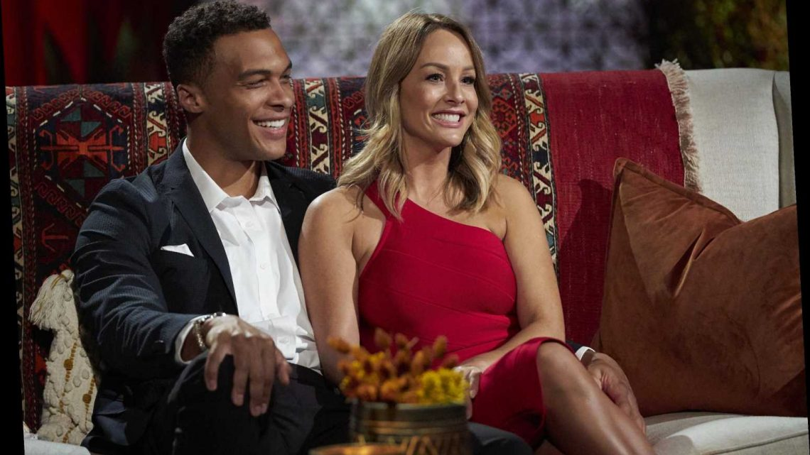 """Twitter Simply Can't Handle Dale's Funny Reaction to Clare Yelling """"Babies!"""" on 'The Bachelorette'"""