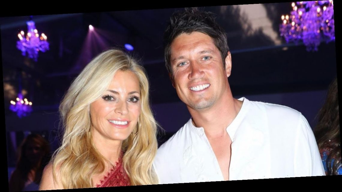 Inside Vernon Kay and Tess Daly's second wedding as I'm A Celeb star reveals they secretly renewed their vows