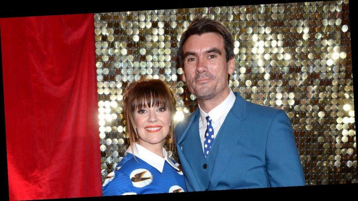 Inside Emmerdale stars Jeff Hordley and Zoe Henry's real-life romance, from first meeting to wedding