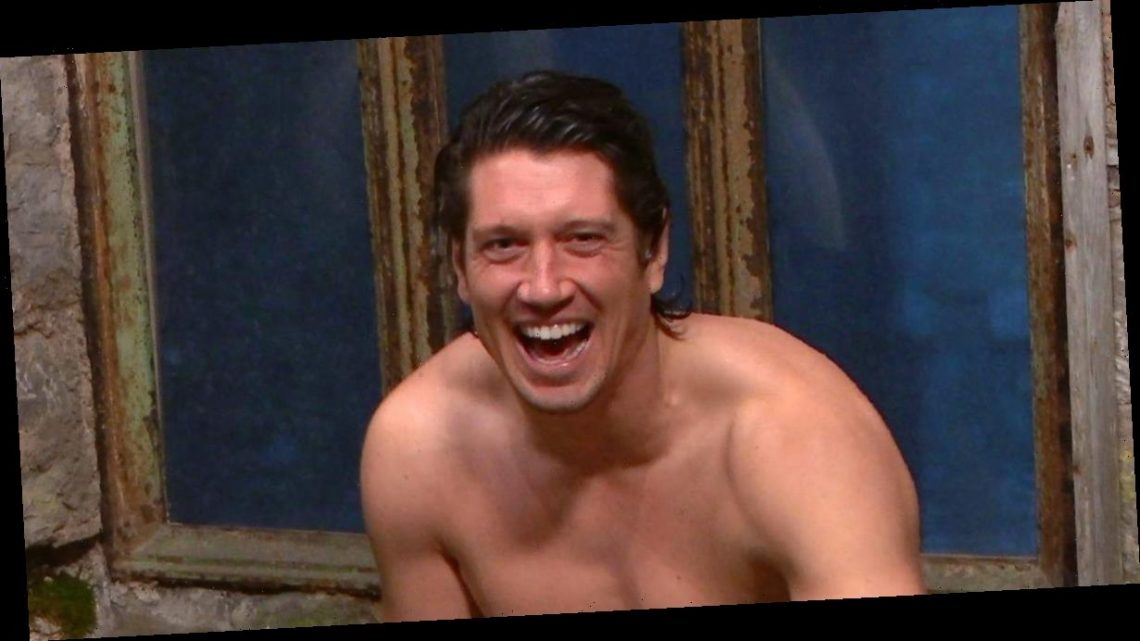 I'm A Celebrity secret hand signals: How contestants like Vernon Kay are sending sweet messages to loved-ones at home