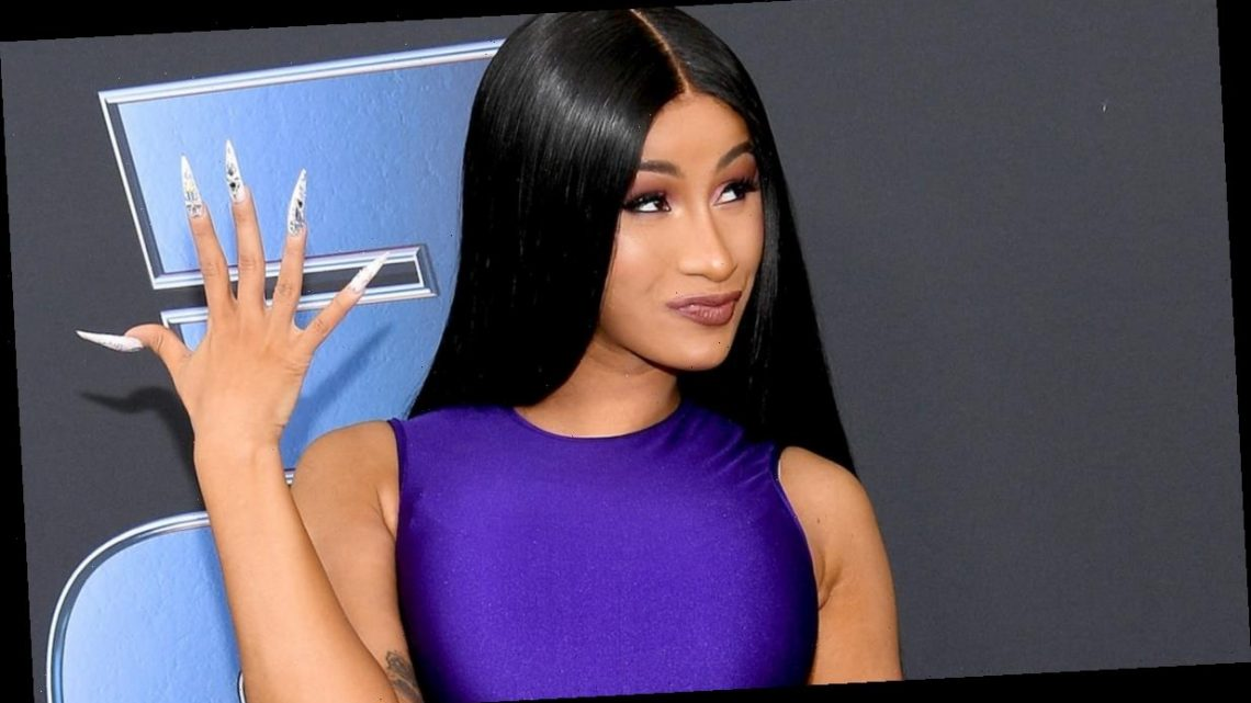 Cardi B Claps Back at 'Cry Baby' Haters Criticizing Her Selection as Billboard's Woman of the Year
