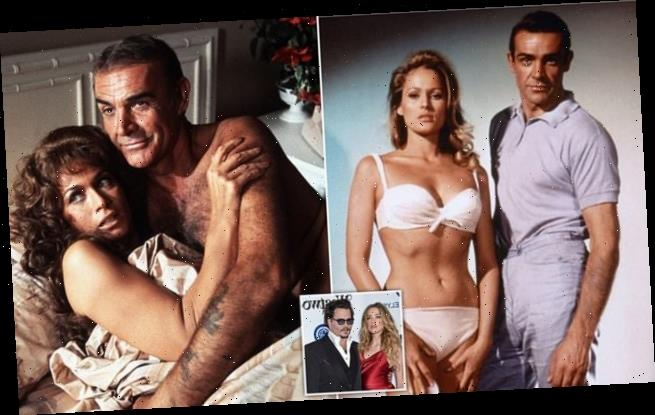 JENNI MURRAY: Have we all forgotten the dark side of Sean Connery?