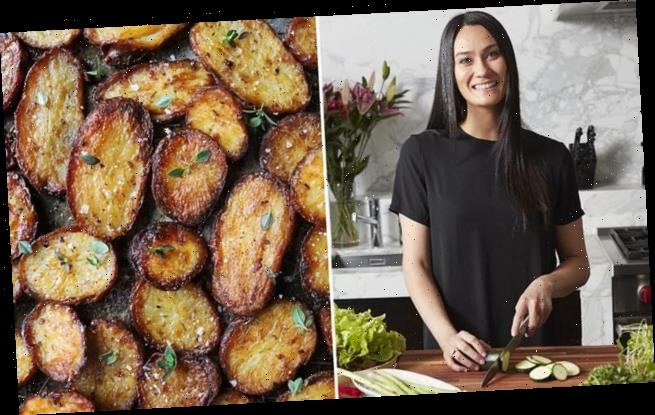 Nutritionist shares her 'game changing' roast potatoes recipe