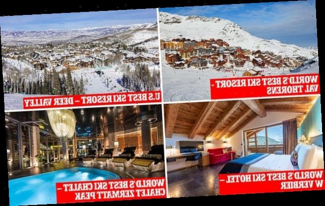 The 2020 World Ski Awards names the best chalets, hotels and resorts