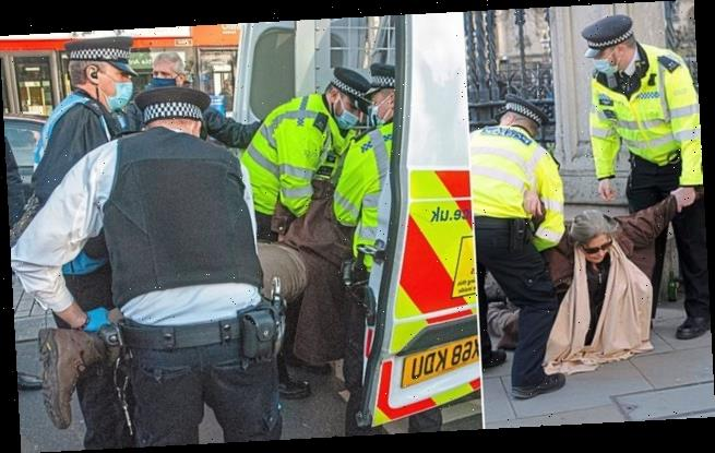 CHARLES WALKER MP: My outrage over anti-lockdown protest clampdown