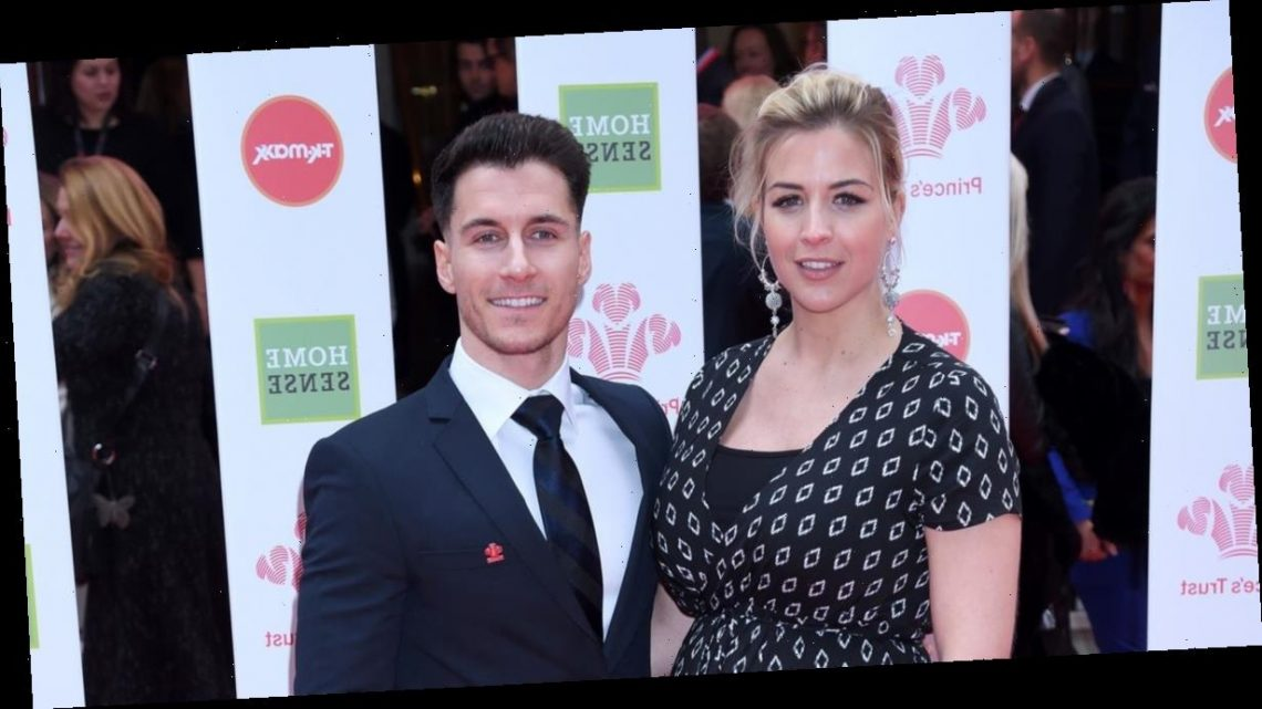 Strictly's Gorka Marquez apologises to Gemma Atkinson for missing her birthday and shares sweet tribute