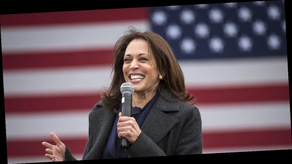 Kamala Harris's Decision to Wear Her Hair Straight Should Be Her Choice — and Her Choice Only