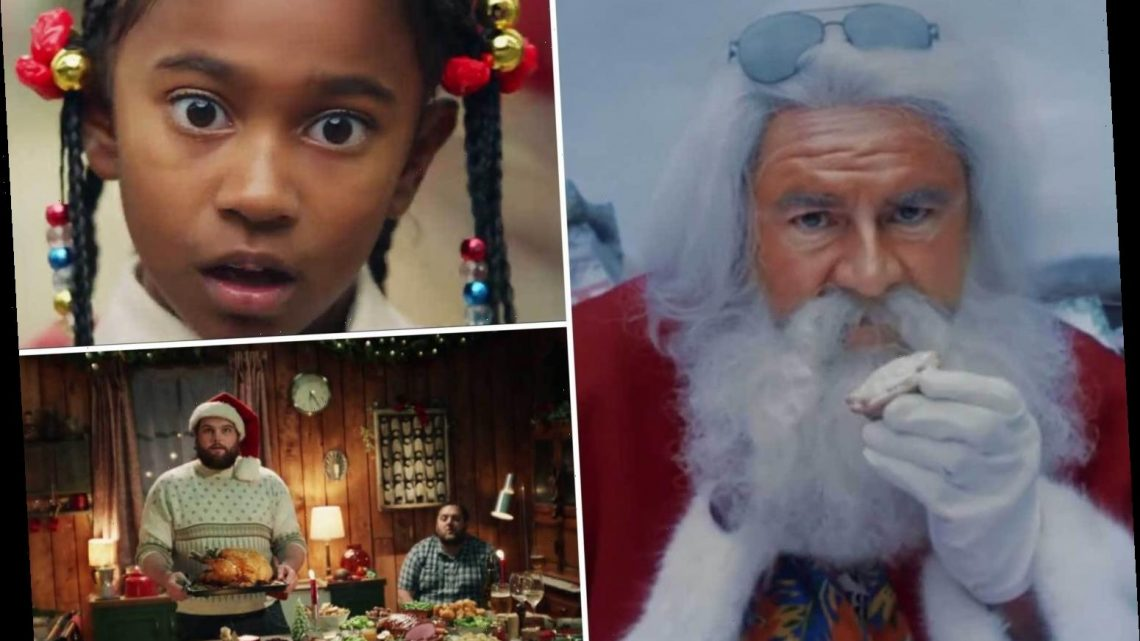 Tesco's cheeky Christmas ad 2020 says none of us are on the naughty list this year