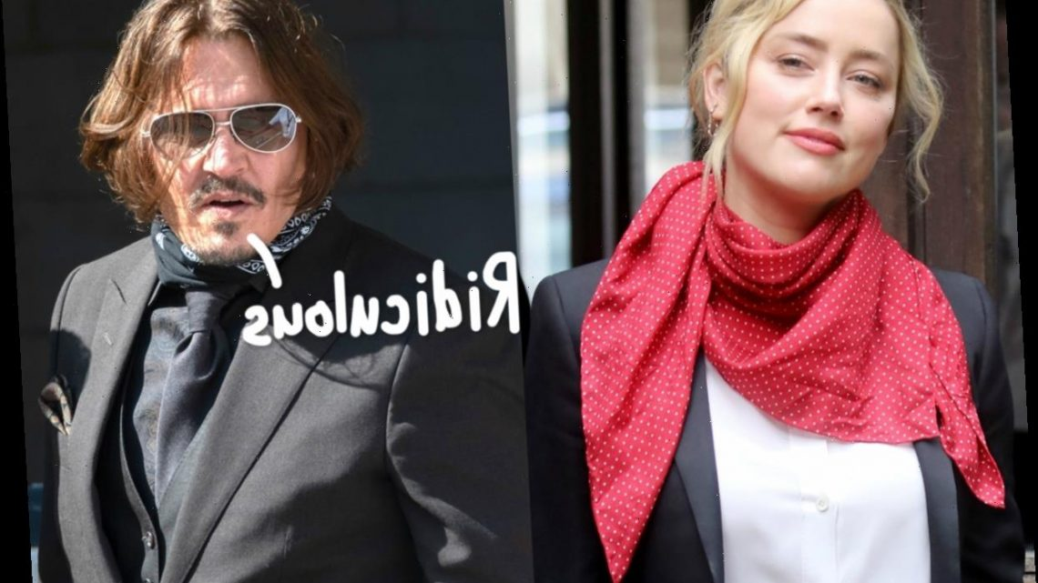 Johnny Depp Loses Libel Case Against UK Tabloid Over Amber Heard 'Wife Beater' Claims