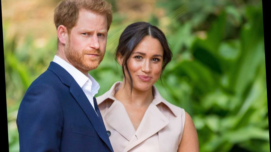 Meghan Markle 'wasn't a fan of England' and felt that Brits 'didn't understand her', expert claims