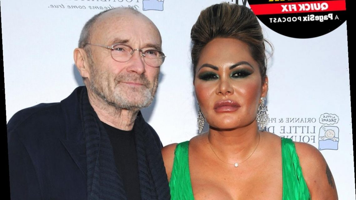 Phil Collins' divorce gets messy, plus who will replace Alex Trebek and Teresa Giudice finds new love