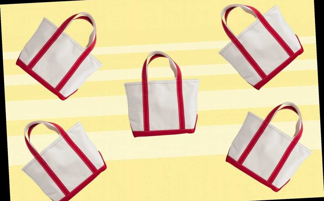 The Classic Canvas Tote Sarah Jessica Parker, Gwyneth Paltrow, and Reese Witherspoon Carry Is on Sale at Nordstrom