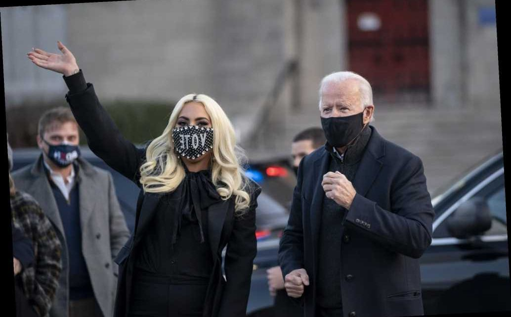 Chrissy Teigen, Lady Gaga, and More Celebrities React to Joe Biden's Election Victory