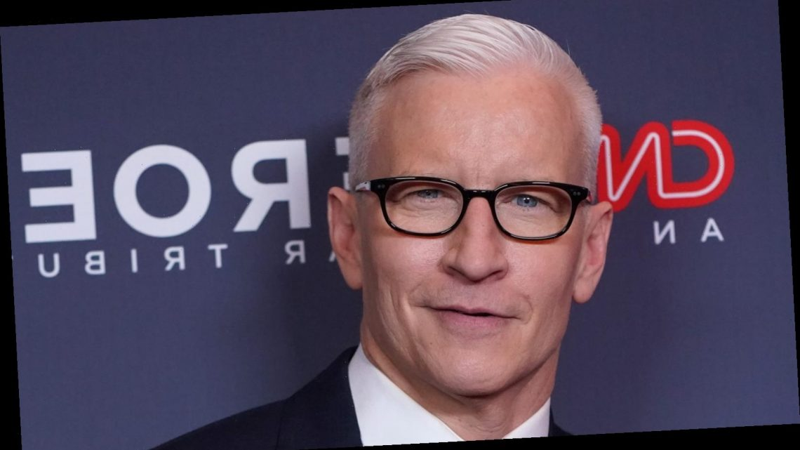 People can't stop laughing at Anderson Cooper's election blooper
