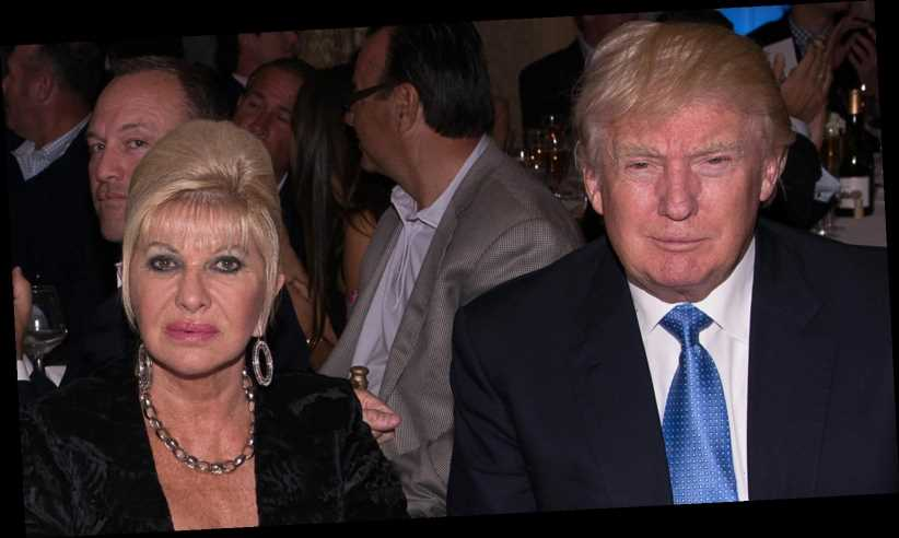 Ivana Trump's head-turning comments about Donald's election loss