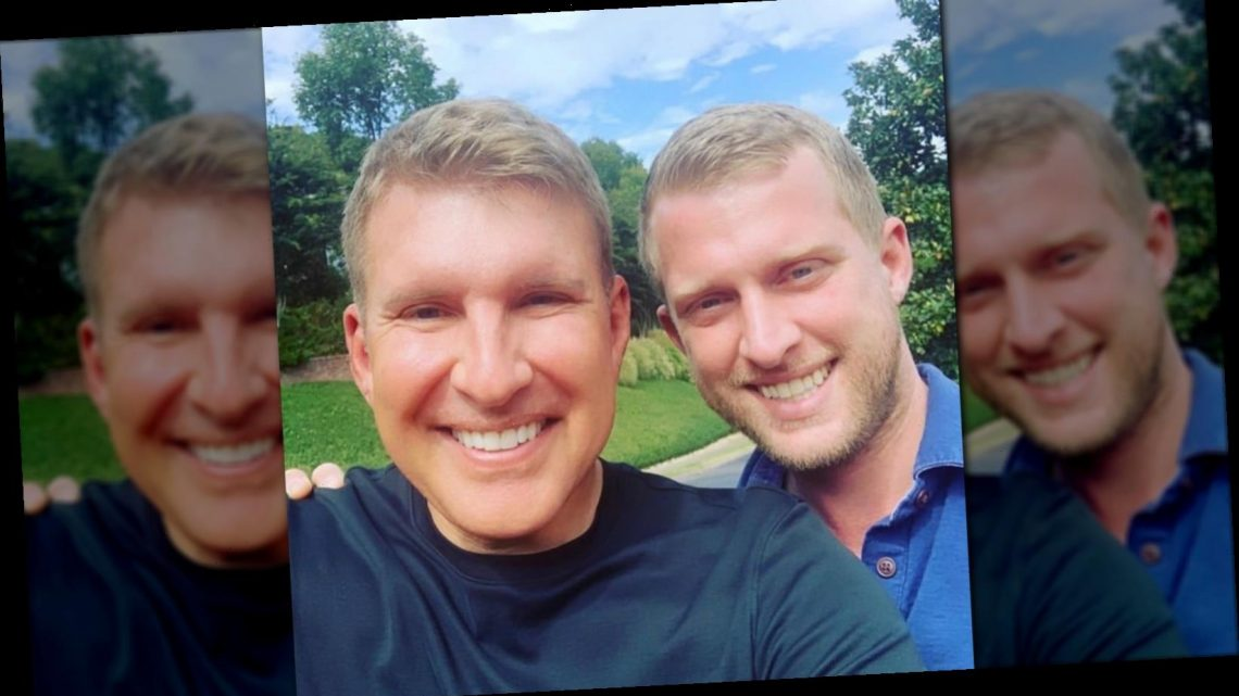 The truth about Kyle Chrisley's relationship with his father