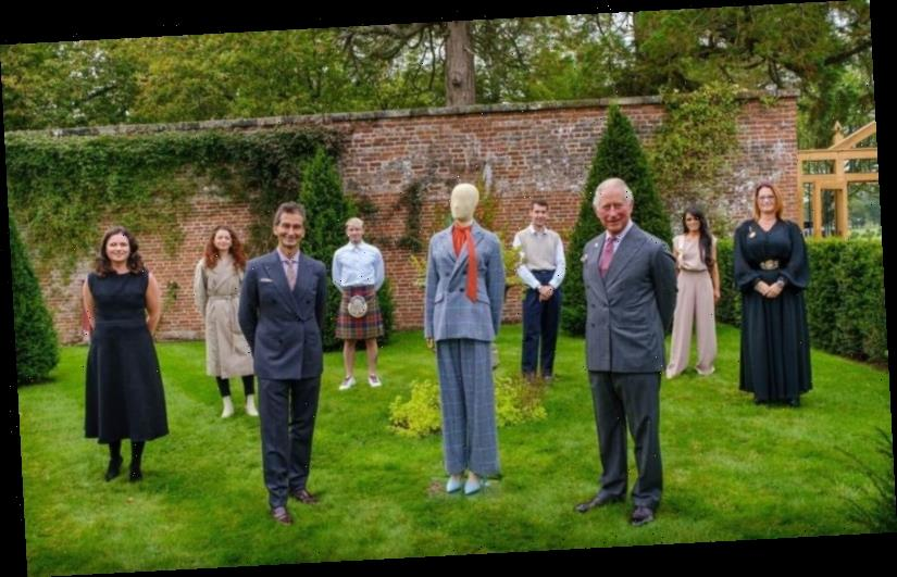Prince Charles launches fashion line and it's royally expensive