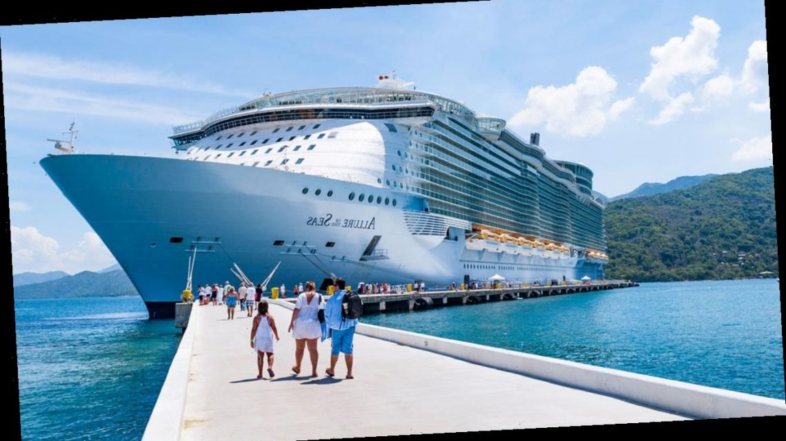 Royal Caribbean says thousands of people want to volunteer for trial cruises