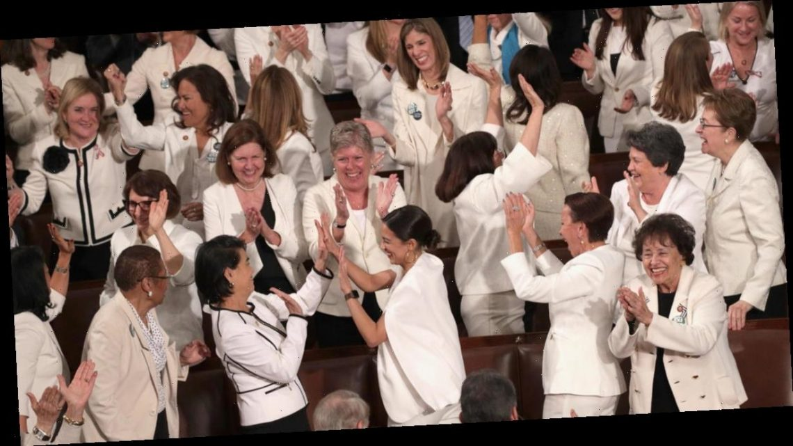 A record number of women expected to serve in U.S. Congress in 2021