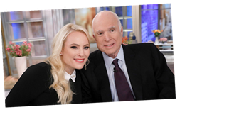 Meghan McCain Shares Moving Message About First Election Without Dad