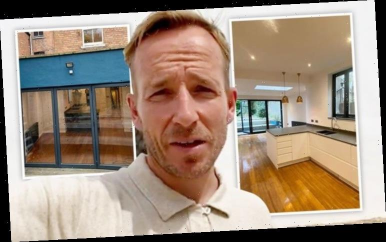 A Place In The Sun's Jonnie Irwin gives fans insight into home renovation 'Not the best'