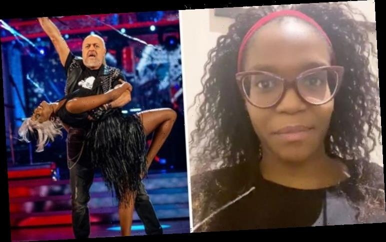Bill Bailey's Strictly partner Oti given warning as she wades into public vote theory