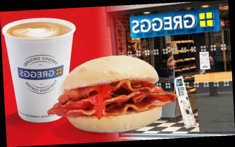 Greggs giving away free breakfast and all you have to do is download the app