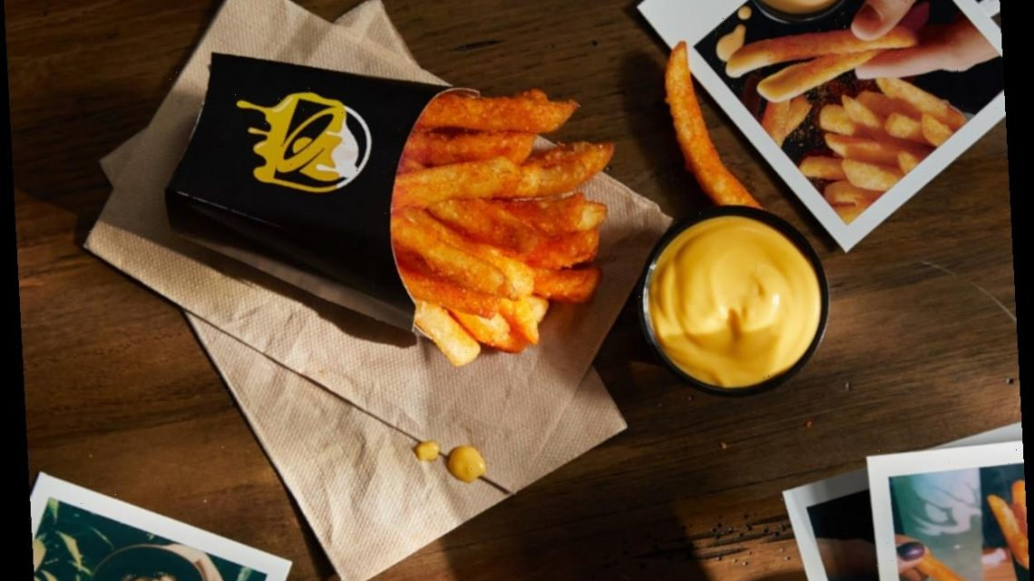Taco Bell Is Bringing Back Nacho Fries To End 2020 On A Tasty Note