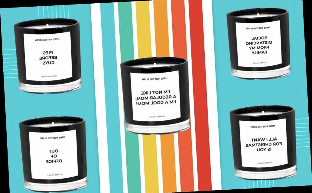 These 7 unique scented candles perfectly match any mood — and they're 15 percent off for first-time shoppers