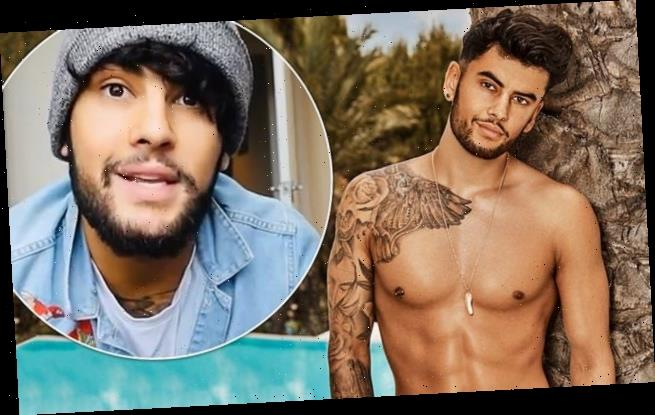 Love Island's Niall Aslam left show due to stress-induced psychosis